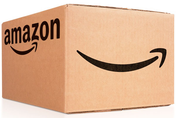 building to scale with amazon carton boxes