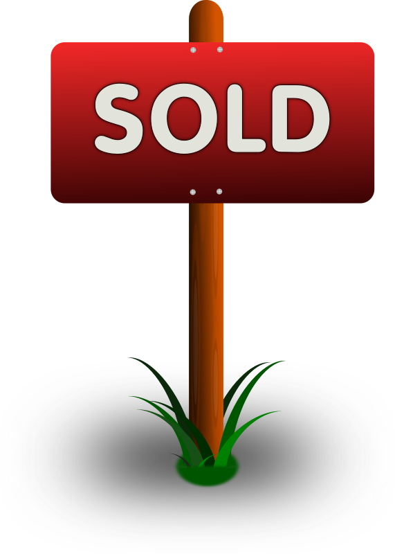 decision on where where do we want to put our sold sign and live?