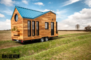 eco friendly tiny house on wheels
