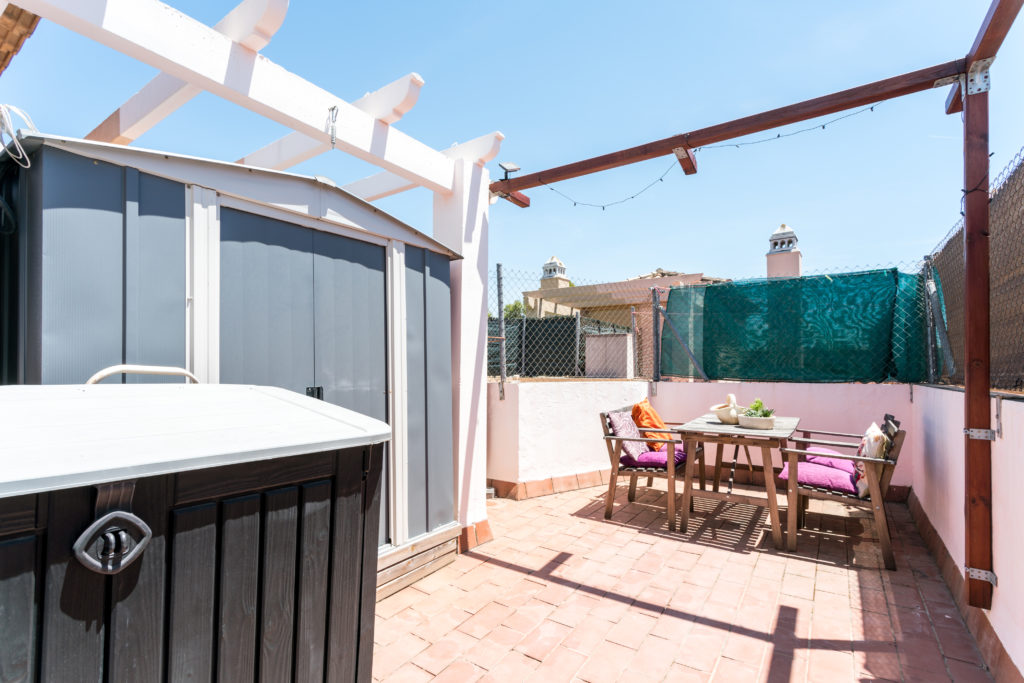 for sale duplex tomares seville