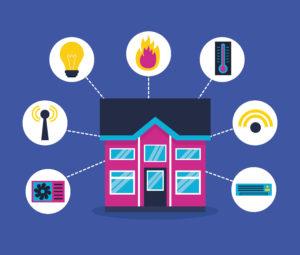 Home automation - smart home  Vector de Tecnología creado por gstudioimagen - www.freepik.es
