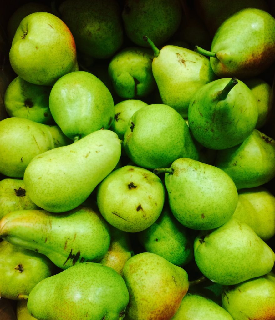 apples and pears financial conundrum